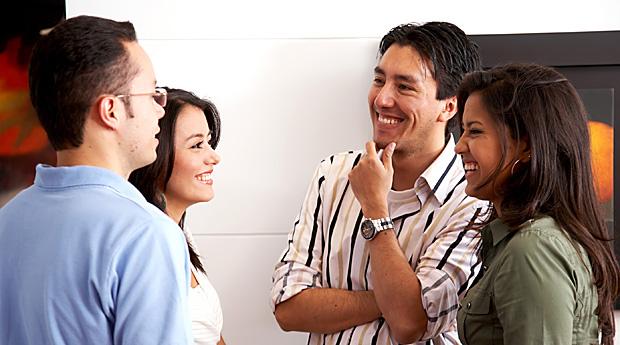 Знакомства в минуты первые психологии общения
